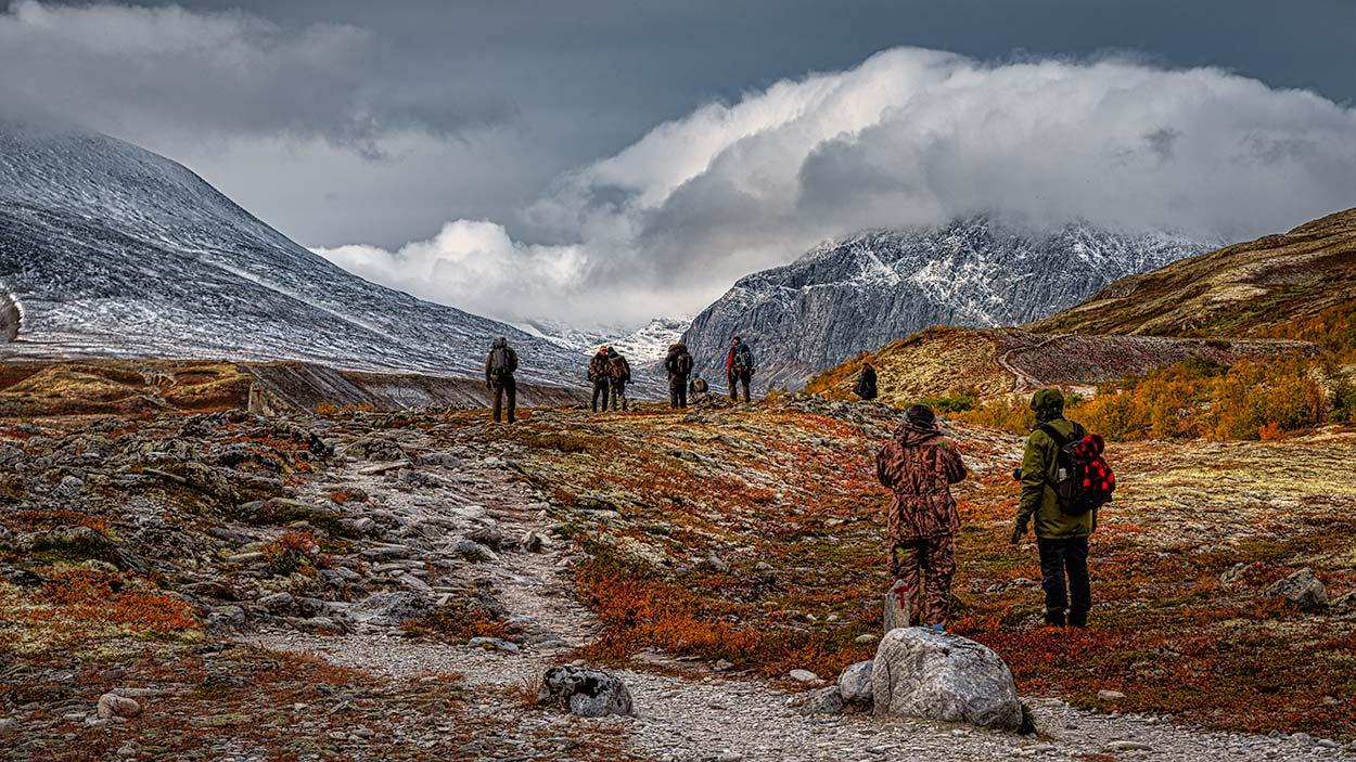 Rondanestien Norge 10