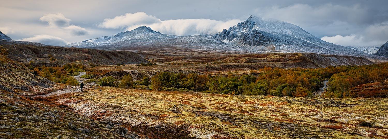 Rondanestien Norge 2