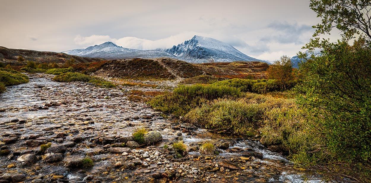 Rondanestien Norge 3
