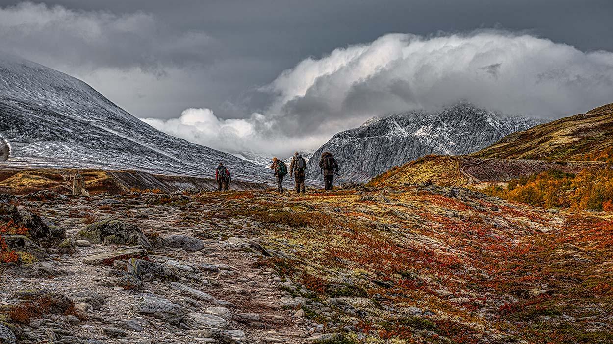 Rondanestien Norge 9