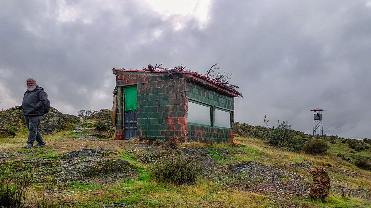 Ørneskjul i Sierra Morena